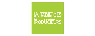 Euralis - La Table des Producteurs - Logo