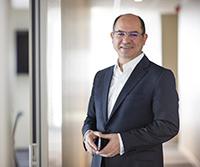 Philippe Saux Directeur Général du Groupe Euralis et Directeur Général de Lidea