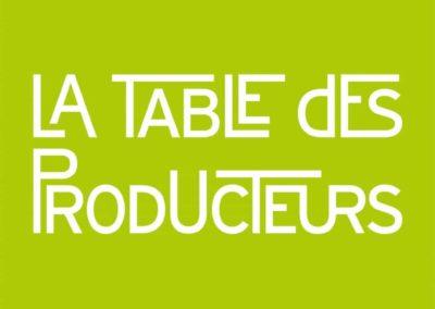 Médiathèque - La Table des Producteurs