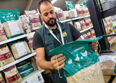 Groupe Euralis - Coopérative Agricole et agroalimentaire - Marque Point Vert