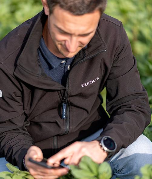 Groupe Euralis - Activités agricoles - Nos services