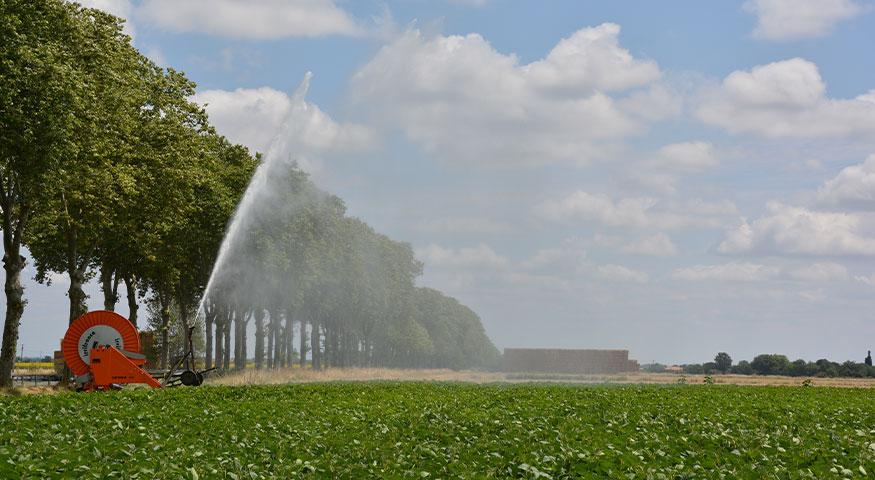 Euralis, stop aux idées reçues - Les ressources en eau
