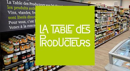 Groupe Euralis - Activités agricoles - La Table des Producteurs