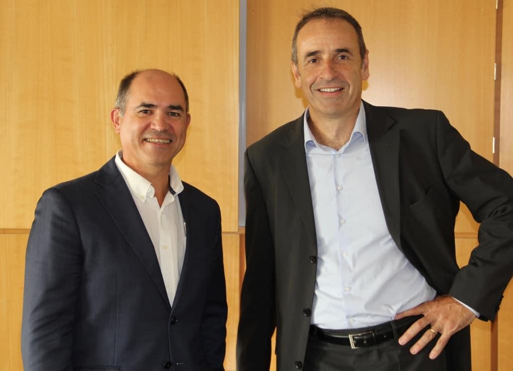 Le Conseil d'Administration d'Euralis, sur proposition du bureau et du Président du Conseil d'Administration, vient de nommer Philippe Saux Directeur Général du Groupe Euralis et Luc Lemaire, Directeur Général Adjoint.