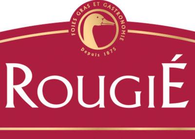 Logo de la marque Rougié - Euralis