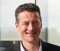 Bruno Traverse CEO of the Maison Montfort BU