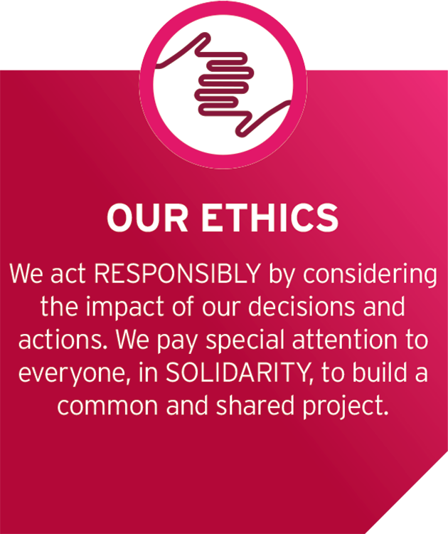 Euralis group - our ethics