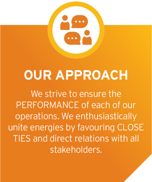 Euralis group - our approach