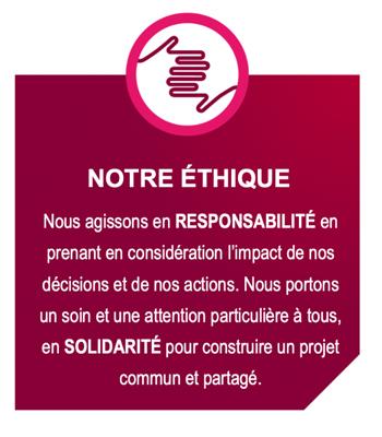 Euralis, nos valeurs, notre éthique