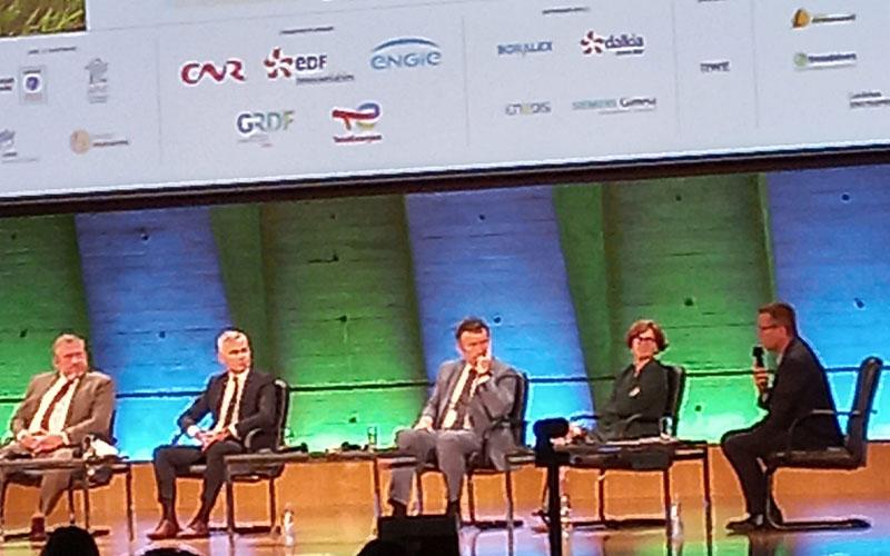 Intervention de Christophe Congues au colloque du Syndicat des Energies renouvelables