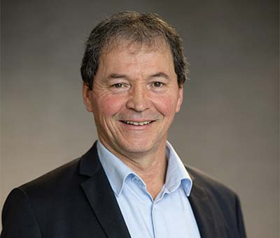 Jean-Paul Lataste Vice-Président d'Euralis en charge de la Vie Coopérative, Président du Pôle Participation et Développement